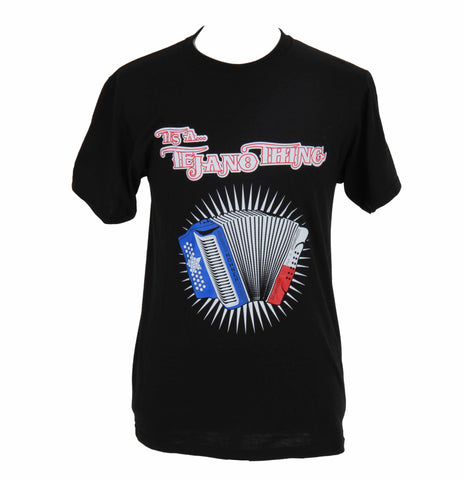 It's a Tejano Thing Black T-Shirt