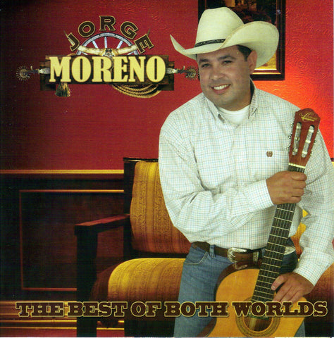 Jorge Moreno - The Best of Both Worlds