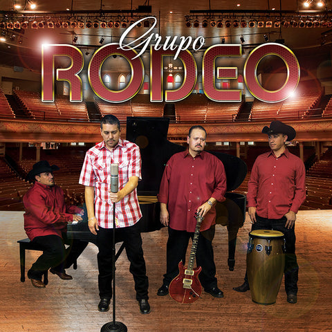 Grupo Rodeo - Incomparable