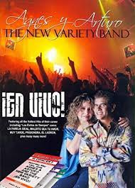 Agnes Y Arturo The New Variety Band En Vivo DVD