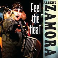 Albert Zamora - Feel The Heat