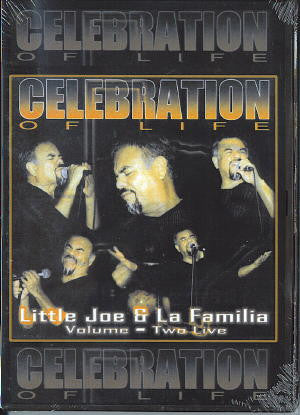 Little Joe - Celebration of Life CD