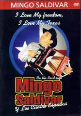 Mingo Saldivar -  I love my Texas