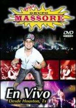 Erick Y Grupo Massore - En Vivo Desde Houston  DVD