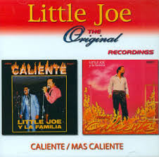 Little Joe The Original Recordings - Caliente/Mas Caliente