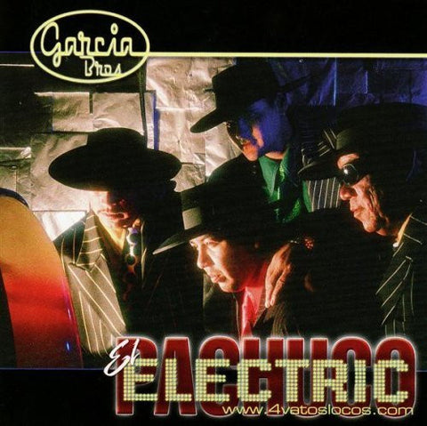 Los Garcia Bros. - El Electric Pachuco