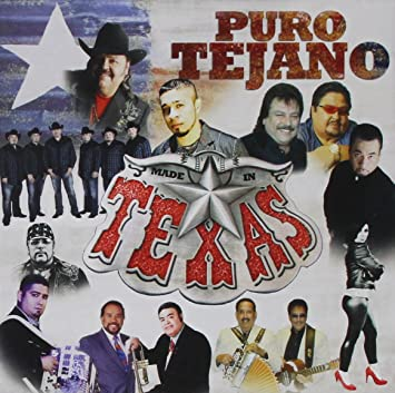 Varios - Puro Tejano Made In Texas - Varios Artistas