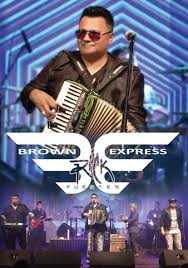 Rick Fuentes & The Brown Express  DVD