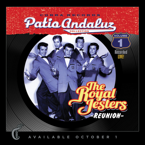 Royal Jesters - Patio Andaluz