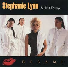 Stephanie Lynn & High Energy - Besame