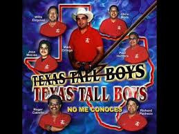 Texas Tall Boys - No Me Conoces