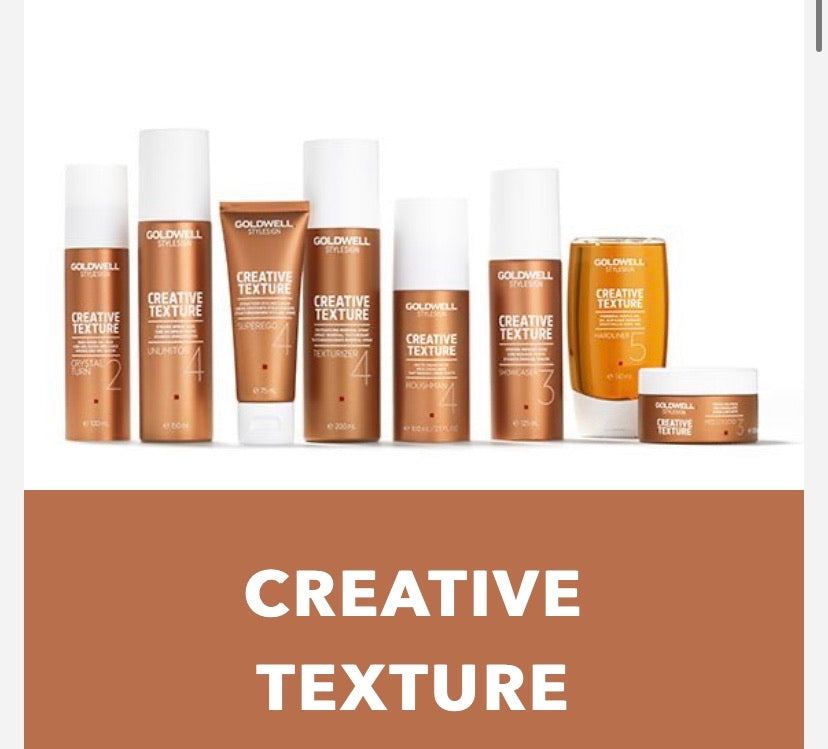 Goldwell Creative Texture Collection