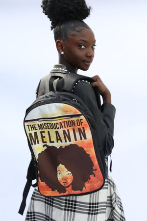 Miseducation of Melanin Backpack