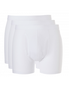 Basic men boxer 3 pack 30223 001 white