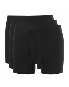 Basic men boxer 3 pack 30223 090 black