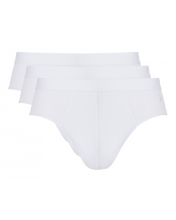 Afbeelding in Gallery-weergave laden, Basic men sport brief 3 pack 30220 001 white