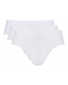 Basic men sport brief 3 pack 30220 001 white