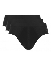 Afbeelding in Gallery-weergave laden, Basic men sport brief 3 pack 30220 090 black