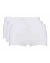 Afbeelding in Gallery-weergave laden, Basic women shorts 3 pack 30190 001 white