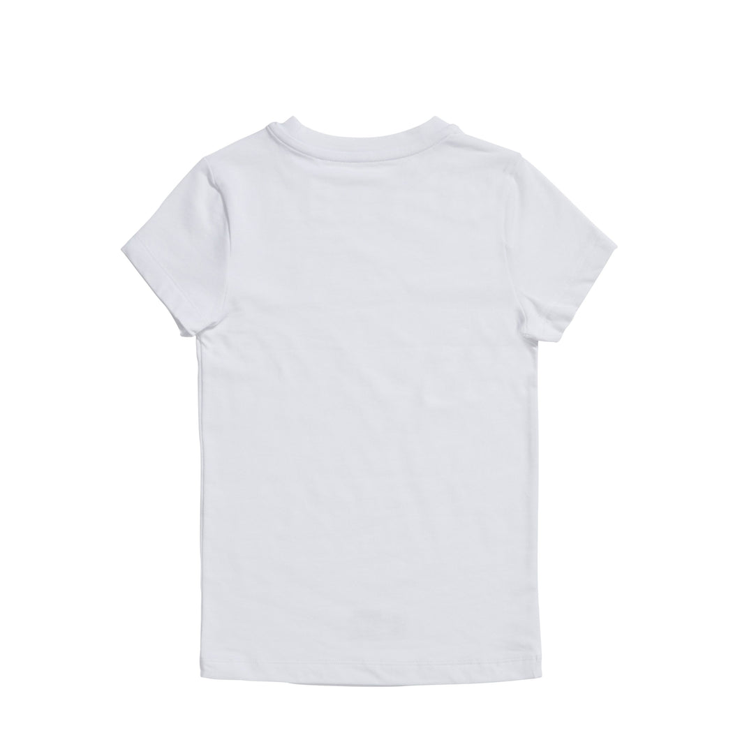 Boys basic t-shirt 30044 001 white