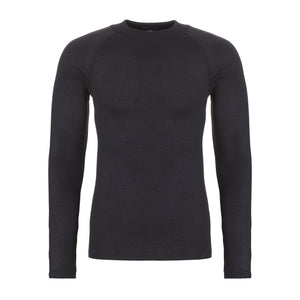 Thermo men long sleeve 30243 090 black