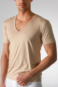 V-Neck 46038 111 light skin