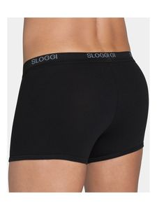 sloggi men Basic Short 10004753 0004 BLACK