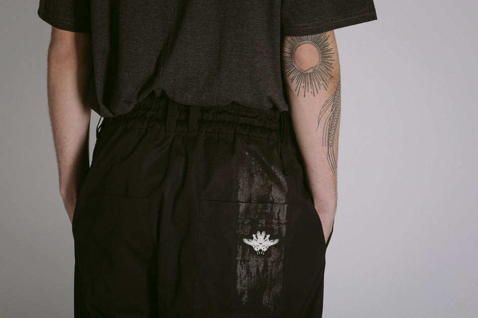 DAMAK PANTS BLACK