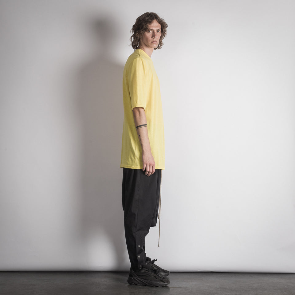 MELLOW YELLOW JACQUARD T-SHIRT