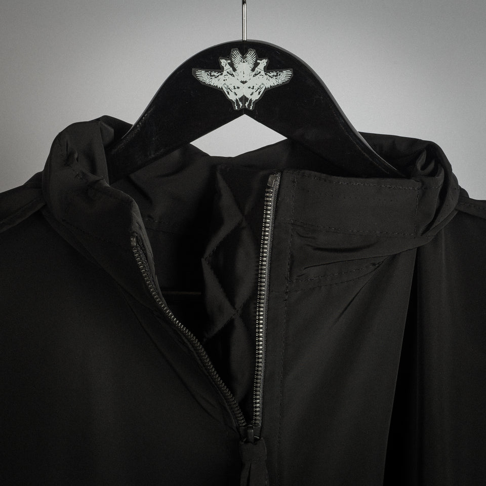 BLACK RAINDROP JACKET