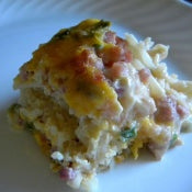 Farmer's Breakfast Casserole Recipe