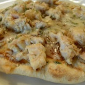 Grilled BBQ Chicken Pizza Recipe