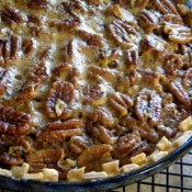 Browned Butter Pecan Pie Recipe