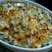 Smoked Spinach Dip Recipe