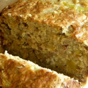 Summer Peach Bread Recipe