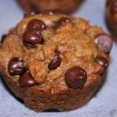 Chocolate Chip Banana Muffin Recipe