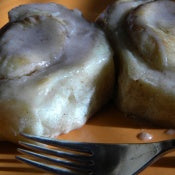 Ceylon Cinnamon Roll Recipe