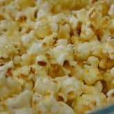 Sweet and Spicy Coconut Popcorn