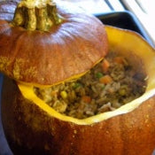 Dinner In A Pumpkin Recipe