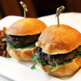 Lamb Sliders With Sumac Recipe