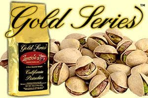 California Pistachios Gold Series