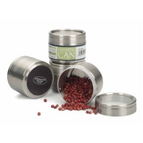 Endurance Magnetic Clear Top Cans