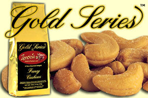 Fancy Cashews Gold Series 2 LB. Bag