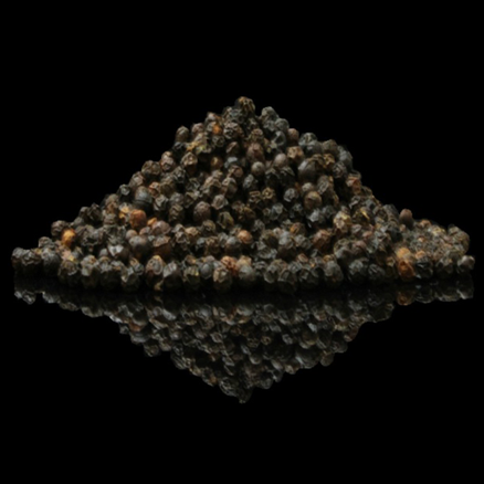 Smoked Black Peppercorns - Free Sample
