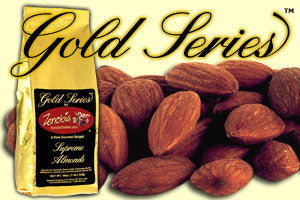 Supreme Almonds Gold Series