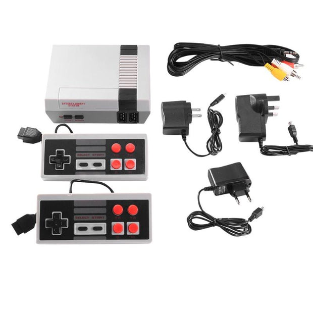 Classic Gaming Console with Over 500 Games Pre-installed