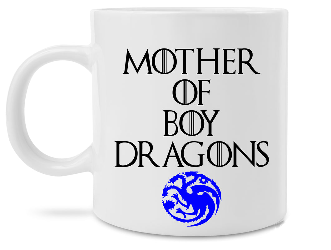 Game of Thrones Inspired Mother of Dragons Novelty Coffee Mug