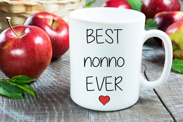 Best Nonno Ever Coffee Mug