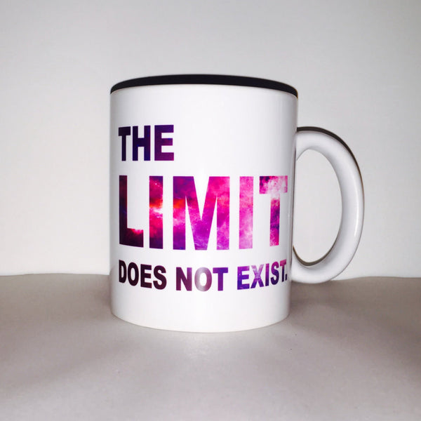 "Mean Girls Inspired ""The Limit Does Not Exist"" Coffee or Tea Mug"