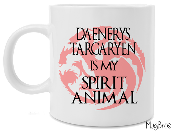 Game of Thrones Daenerys Targaryn Khaleesi Mug